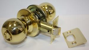 Ручка дверная фиксатор ЗШ-03