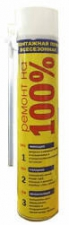 Бытовая монтажная пена Ремонт на 100% 600гр.