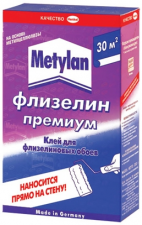 Клей обойный Метилан флизелин