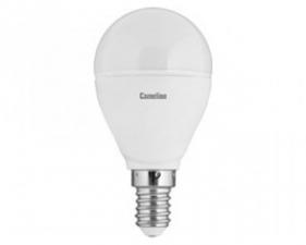 Светодиодная лампа Camelion LED6,5-G45 6,5Вт E14 холодн.