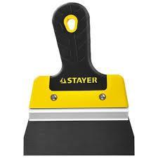 Шпатель Stayer Профи двухкомпонентная ручка 10045
