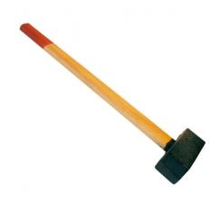 Кувлда литая 7кг. деревянная ручка 2012-7