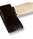 Колун литой деревянное топорище 21870/21875-