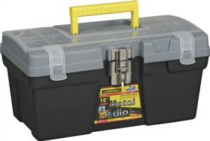 """Ящик для инструментов Stayer 16,5"""" Metal clip  2-38003-16,5"""