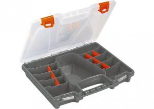 Органайзер пластиковый (370х280х60 мм) STELS 90708