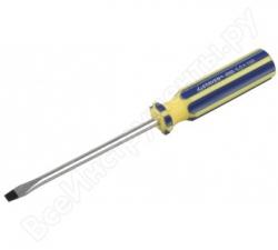 Отвертка прямой шлиц Stayer SL 5х100мм Мастер 2509-05-10
