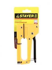 Степлер Stayer пластм. тип 53 скобы 4-8мм 4140