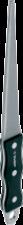 Алмазный напильник для заточки режущих инструментов 150 мм ЗУБР МАСТЕР 33396-150-400