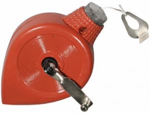 Шнур-отвес разметочный корпус металлический 30м STAYER 0637