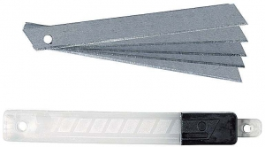 Лезвия для ножа 9мм 5шт.