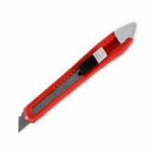 Нож Зубр 9 мм АВС пластик 09151