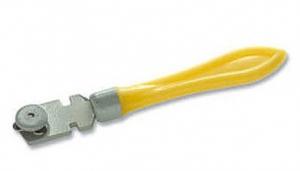 Стеклорез 3-роликовый с пластиковой ручкой Россия 87215