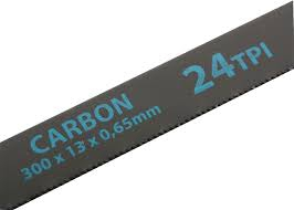 Полотна по металлу для ножовок 300мм карбон Gross 2 шт