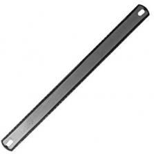 Полотно для ножовки по металлу двухстороннее