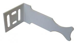 Кронштейн для радиатора угловой универсальный