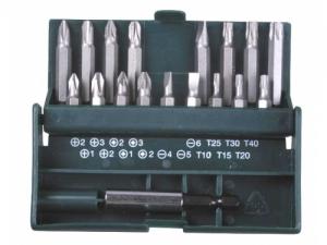 Набор бит Крафтул 18 предметов 26131-H18
