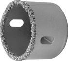 Коронка-чашка Зубр карбит-вольфрамовая крошка высота 25мм 33361