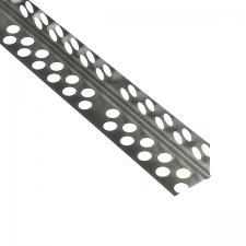 Профиль углозащитный (оцинк.) 25х25 мм, 3 м
