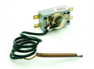 Термостат защитный SPC 105oС.  (капилярный, 0,6м., 16А) 100310