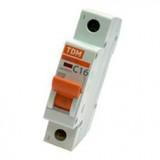 Автоматы (автоматический выключатель) TDM 1P ВА47-29 16-63А