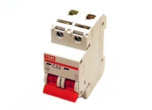 Автоматы (автоматический выключатель) TDM 2P ВА47-29 32-50A