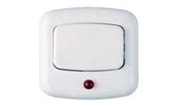 Кнопка для звонка с подсветкой