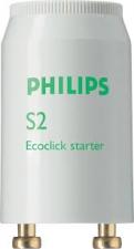 Стартер 220В Philips S2 4х22Вт
