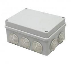 Коробка распределительная 150х110х50мм 10 вводов 67053