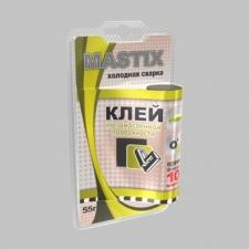 Холодная сварка по замасленной поверхности Mastix 55г