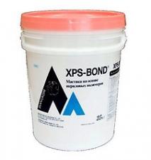 Стиробонд полистирольный клей, мастика XPS-BOND 25 кг