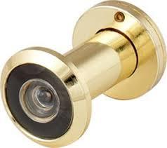 Глазок дверной FUARO DVZ1 35-60мм