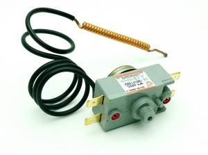 Термостат защитный SPC 95 градусов.(капилярный, 0,4м., 20А) 100316