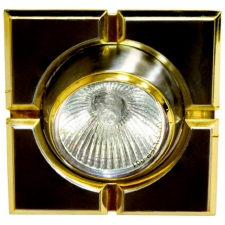 Светильник потолочный, софит Feron 098T MR16-S G5.3 50W