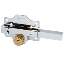 Замок-засов накладной CS-153LL ключ/ключ Аллюр