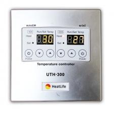 Терморегулятор для теплого пола UTH-300 2-х канальный