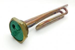 ТЭН, нагрев. элемент RCT TW3 PA C 1,5 кВт М6 зелен 182315