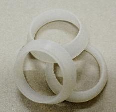 Уплотнительная прокладка RF, диаметр 63 мм, ширина 17.5 мм 66155