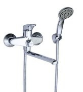 Смеситель для ванны Swes Amigo 1KCVL2