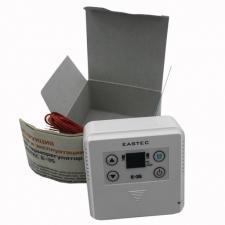 Терморегулятор для теплого пола Eastec E-35 (3кВт) накладной