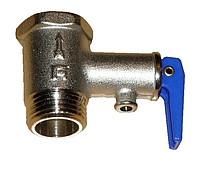 """Клапан воздушный для водонагревателя 1/2"""" 8,5 бар."""