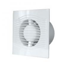 Вентилятор Slim 4C осевой вытяжной  с обратным клапаном D100
