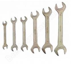 Набор ключей 8-24 мм STAYER ТЕХНО 27041-H6
