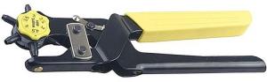 Дырокол STAYER МАСТЕР револьверный для кожи 22943