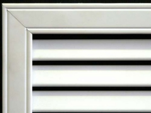 Решетки радиаторные белые