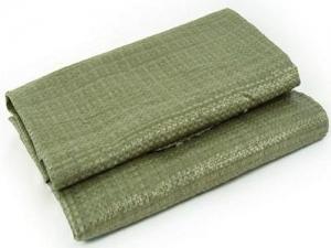 Мешки под строительный мусор 50х90см. зеленые