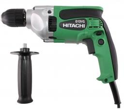Дрель Hitachi D13VG 720Вт двуручная