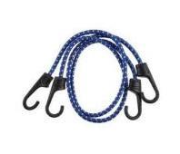 Шнур резиновый с крюками 120см. 2шт Зубр 40508-120