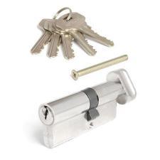 Цилиндровый механизм Апекс SC-70(30/40)-ZC англ.ключ с верт.