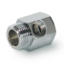 Адаптер, тройник 1/2-1/4 для подключения фильтра к водопроводу