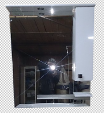 Зеркало Элина 75 с подсветкой 570-01